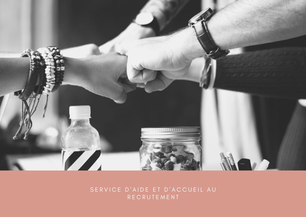 Le rôle du Service d'aide et d'accueil au recrutement